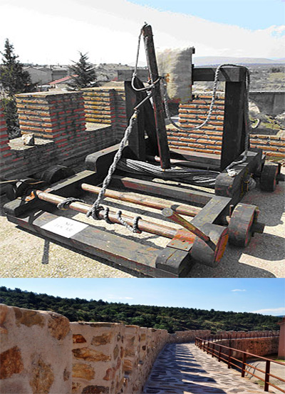 Muralla y exposición dos milenios de artillería